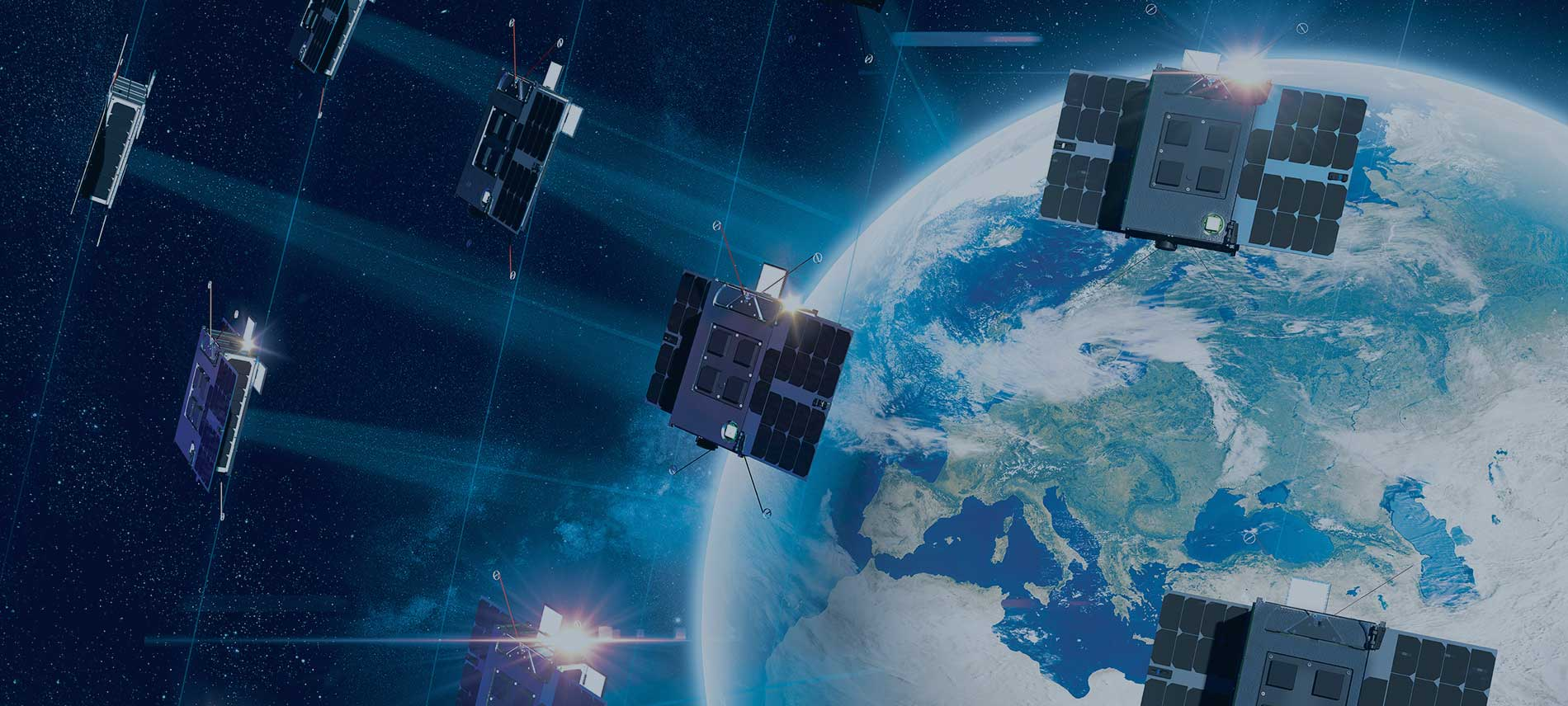 Eutelsat ELO LEO satellite fleet