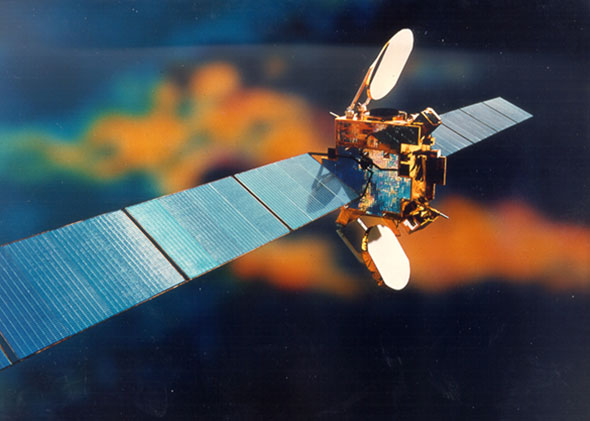 EUTELSAT I satellite fleet